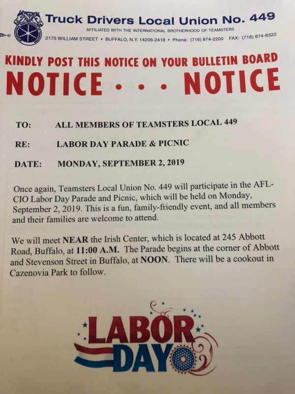 Teamsters Local 449